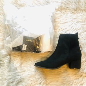 NWT Forever 21 Ankle Booties